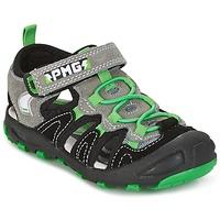 Zapatos Niño Sandalias Primigi CROSS Negro / Verde