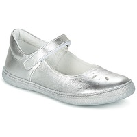 Zapatos Niña Bailarinas-manoletinas Primigi CLEMENCE-E Plateado