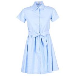 textil Mujer vestidos cortos Compania Fantastica EBLEUETE Azul / Celeste