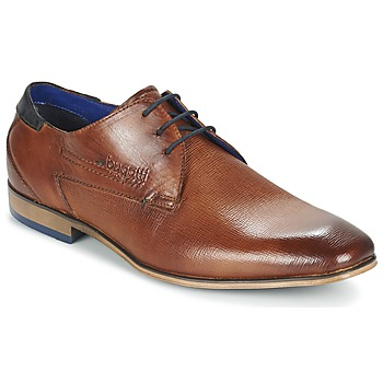 Zapatos Hombre Derbie Bugatti CALETTE Cognac