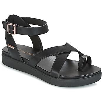 Zapatos Mujer Sandalias Bugatti VENATE Negro