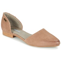 Zapatos Mujer Bailarinas-manoletinas Bugatti GANOLETE Topotea