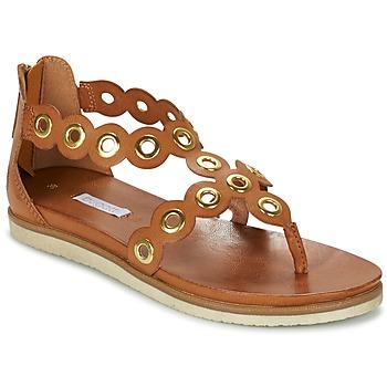 Zapatos Mujer Sandalias Bugatti BRETE COGNAC