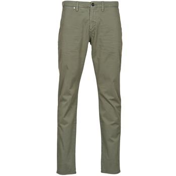 textil Hombre pantalones chinos Meltin'pot SIMON Kaki