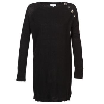 textil Mujer vestidos cortos Suncoo CHARLIE Negro