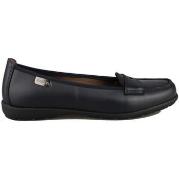 Zapatos Mujer Bailarinas-manoletinas Pablosky ALBA MANOLETINA NIÑA AZUL