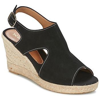 Zapatos Mujer Alpargatas Nome Footwear DESTIF Negro