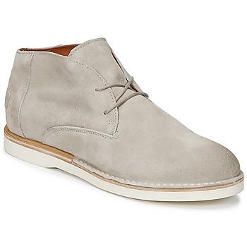 Zapatos Mujer Botas de caña baja Shabbies DRESCA Gris