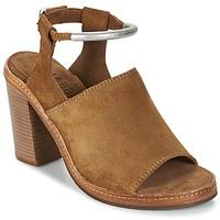 Zapatos Mujer Sandalias Shabbies MARZIO Marrón