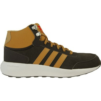 Zapatos Hombre Zapatillas altas adidas Originals Cloudfoam Race Wtr Mid Color de miel-Marrón