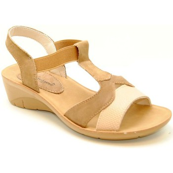 Zapatos Mujer Sandalias Relax 4 You bsw15074 marron