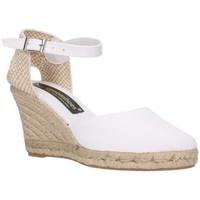 Zapatos Mujer Alpargatas Fernandez 682       7c Mujer Blanco blanc