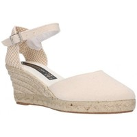 Zapatos Mujer Alpargatas Fernandez 682   5c Mujer Beige beige