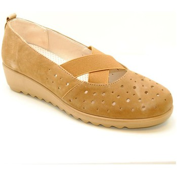 Zapatos Mujer Mocasín Relax 4 You bsw15035 marron