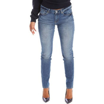 textil Mujer Vaqueros slim Rifle P95007 MY1RR Jeans Mujeres Azul Azul