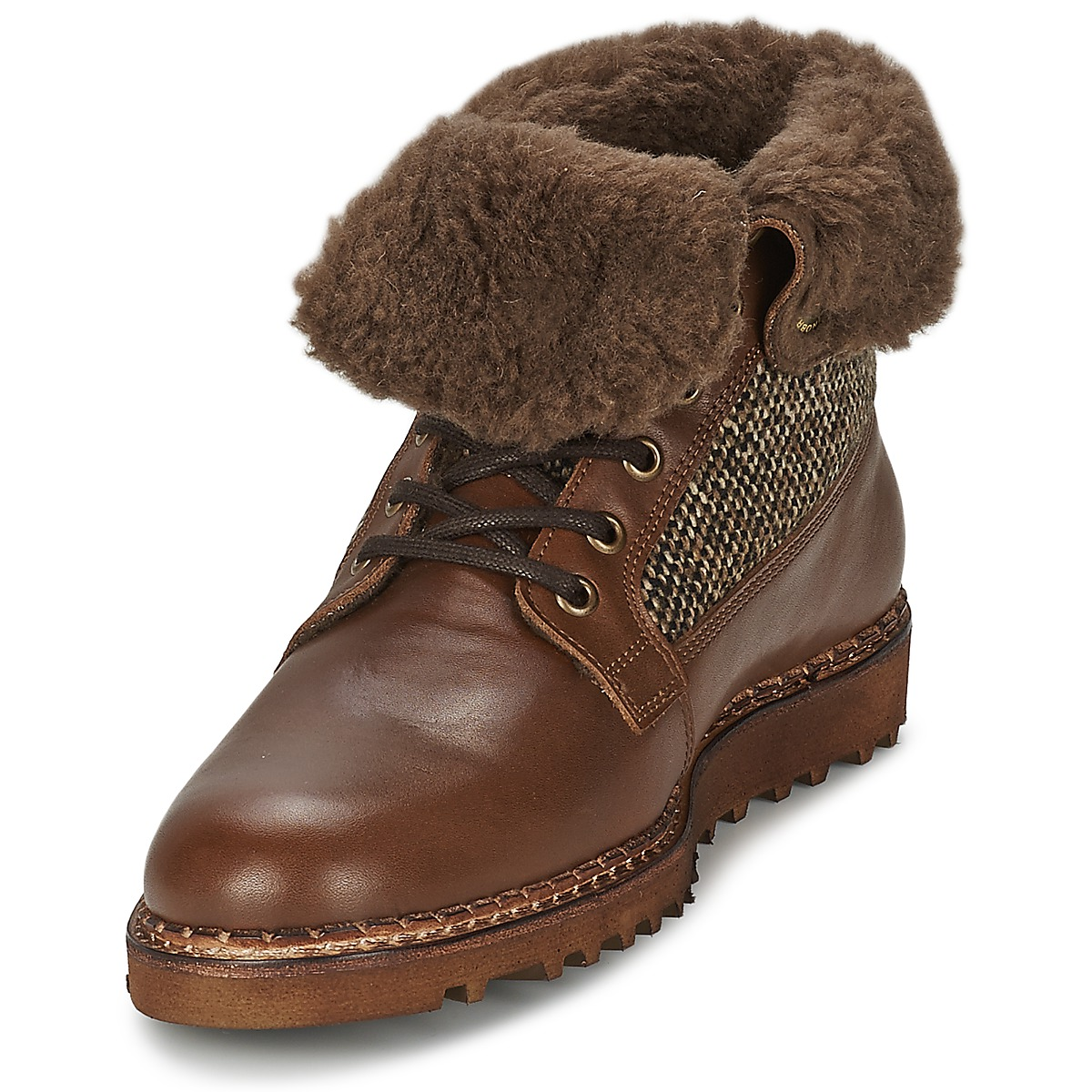 Nobrand STREET Avellana Avellana Avellana - Envío gratis Nueva promoción - Zapatos Botas de caña baja Hombre be4e5f