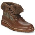 Zapatos Hombre Botas de caña baja Nobrand STREET Avellana