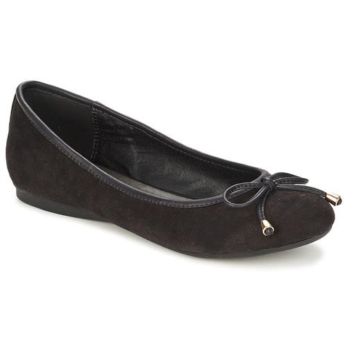 Zapatos Mujer Bailarinas-manoletinas Moony Mood LIESA Negro