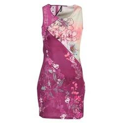 textil Mujer vestidos cortos Smash GRETCHEN Rosa