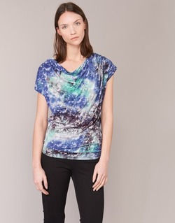 textil Mujer Tops / Blusas Smash SUIRIRI Azul / Verde