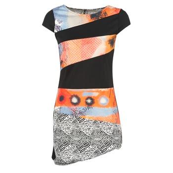 textil Mujer vestidos cortos Smash SERPENS Multicolor