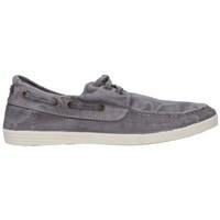 Zapatos Hombre Zapatillas bajas Natural World 303E gris