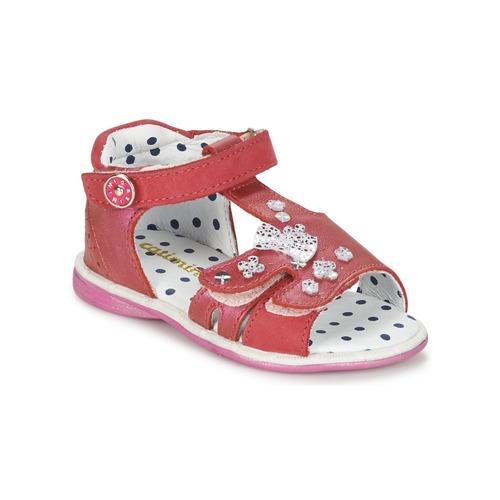 Zapatos Niña Sandalias Catimini PUCE Rosa