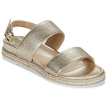 Zapatos Mujer Sandalias Dune LACROSSE Oro