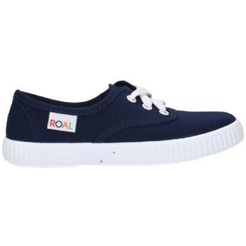 Zapatos Niño Zapatillas bajas Potomac 291 Niño Azul marino bleu