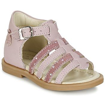 Zapatos Niña Sandalias Aster MINIONE Rosa