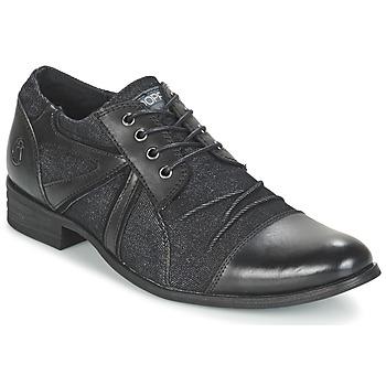 Zapatos Hombre Derbie Kdopa BARNABE Negro