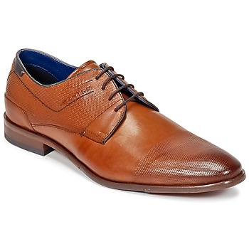 Zapatos Hombre Derbie Daniel Hechter ANKRILO COGNAC