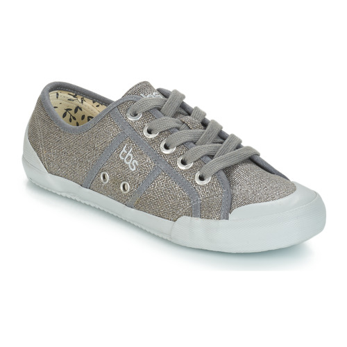 Opiace Zapatillas Gris Mujer Zapatos Bajas Tbs nN8m0wv