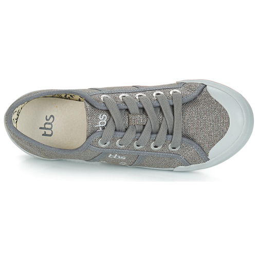 Tbs Bajas Zapatos Zapatillas Mujer Opiace Gris Ygyv76bf