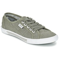 Zapatos Mujer Zapatillas bajas Pepe jeans ABERLADY ANGLAISE Gris