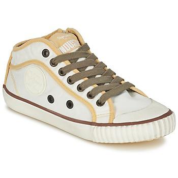 Zapatos Mujer Zapatillas bajas Pepe jeans INDUSTRY Beige / Marrón / Amarillo