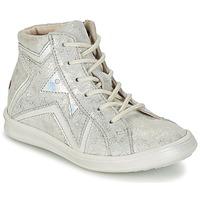 Zapatos Niña Zapatillas altas GBB PRUNELLA Gris / Plata