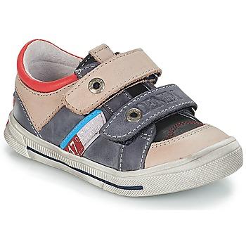 Zapatos Niño Zapatillas bajas GBB PHIL Gris / Azul