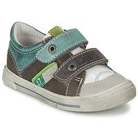 Zapatos Niño Zapatillas bajas GBB PHIL Gris / Verde