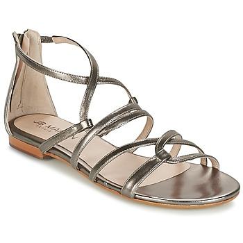Zapatos Mujer Sandalias JB Martin ANORA Estaño