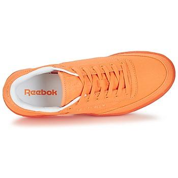 Reebok Classic CLUB C 85 CANVAS Naranja