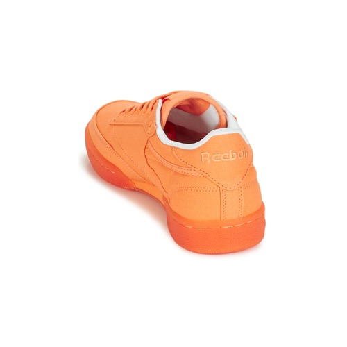 Canvas Naranja C Zapatillas Reebok Bajas Club 85 Classic Zapatos Mujer rCxWQdoeB