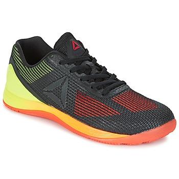 Zapatos Hombre Fitness / Training Reebok Sport R CROSSFIT NANO 7.0 Negro / Verde