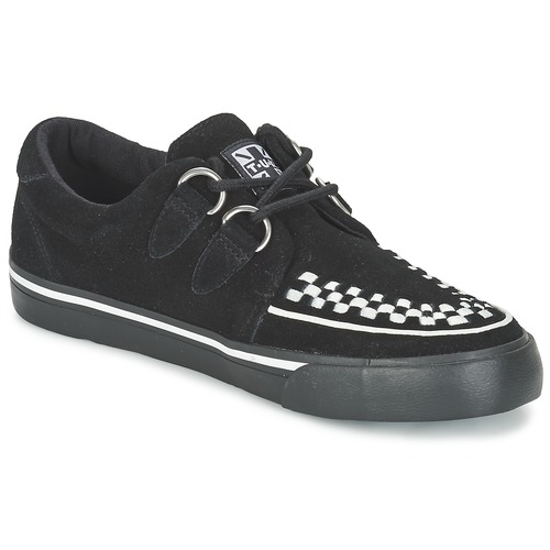 Cómodo y bien parecido TUK CREEPERS SNEAKERS Negro / Blanco - Envío gratis Nueva promoción - Zapatos Deportivas bajas   Negro / Blanco