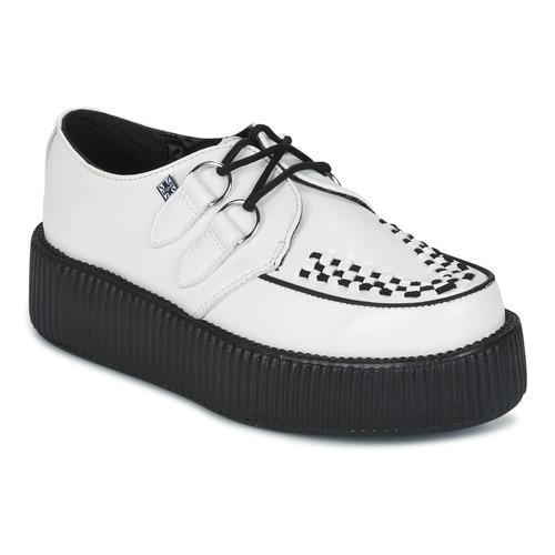 Zapatos Derbie TUK MONDO HI Blanco