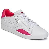 Zapatos Mujer Zapatillas bajas Puma WNS MATCH LO BASIC.W Blanco / Violeta
