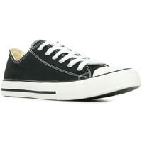 Zapatos Mujer Zapatillas bajas Victoria Zapatilla Basket Negro