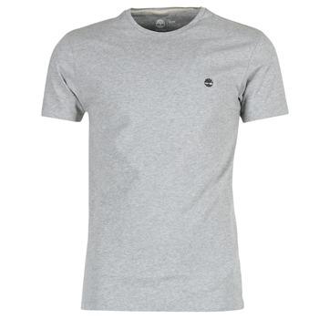 textil Hombre camisetas manga corta Timberland SS DUNSTAN RIVER CREW TEE Gris
