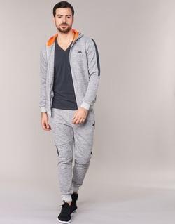 textil Hombre Pantalones de chándal Kappa SOUPI Gris