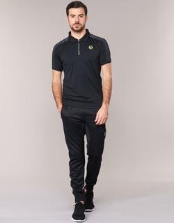 textil Hombre Pantalones de chándal Sergio Tacchini ANDREA PANT Negro